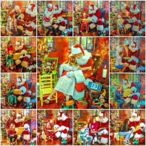 2019 Christmas Memory Grid