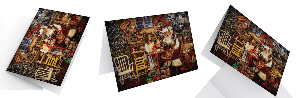 Fine Art Photography Christmas Cards by Darren Bowen Photography