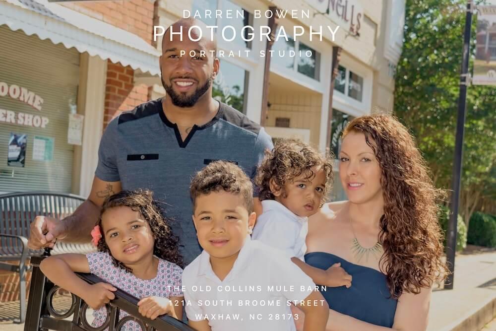 Family Portraiture by Darren Bowen Photography
