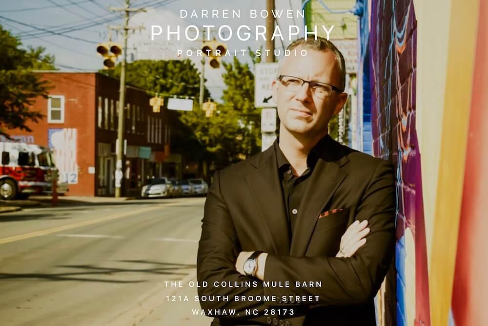 Modeling Portraiture by Darren Bowen Photography
