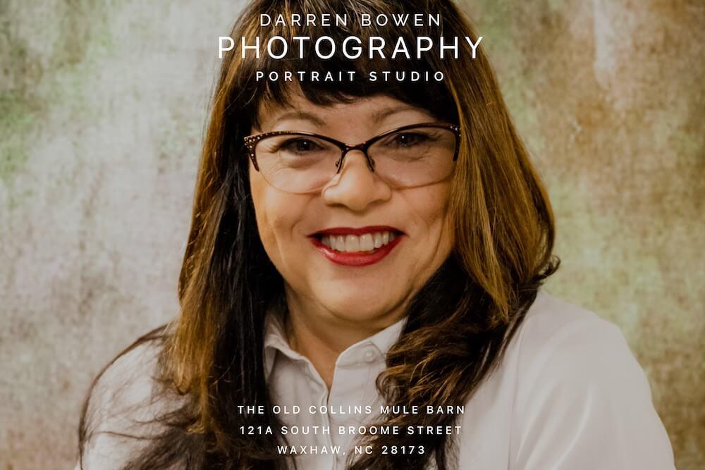 Professional Headshot Portraiture by Darren Bowen Photography