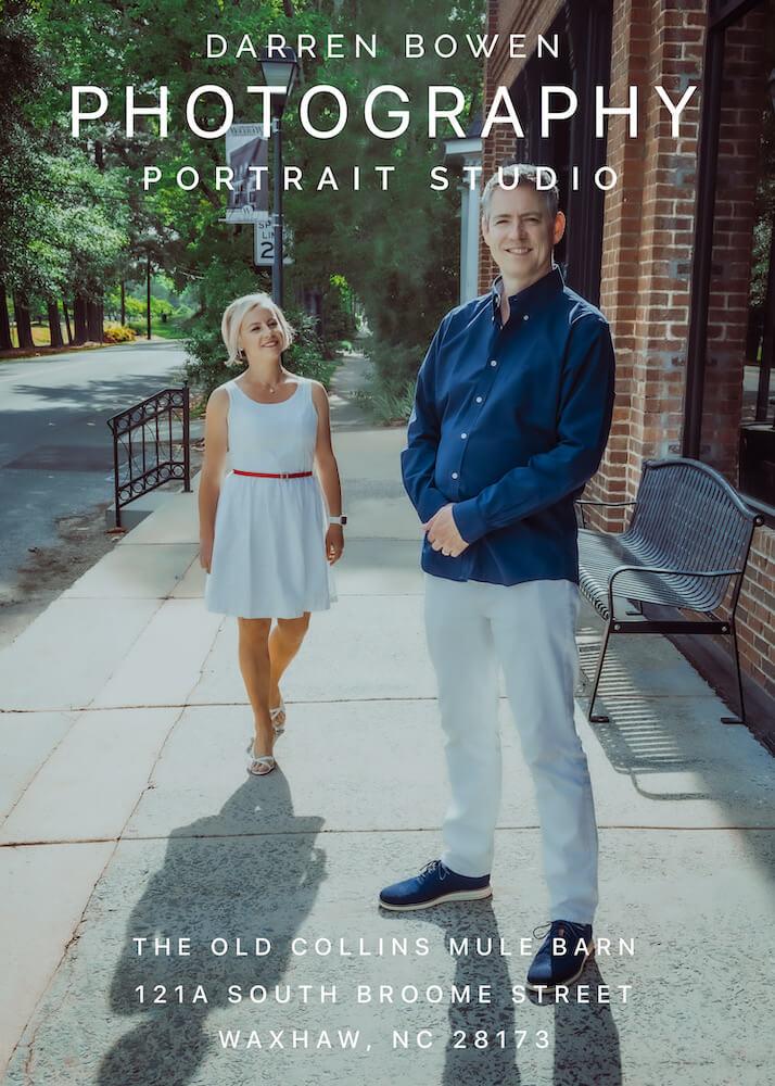 Couples Portraiture by Darren Bowen Photography