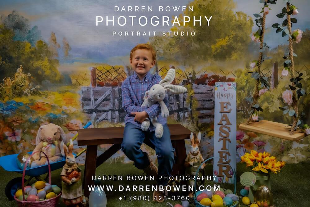 Easter Portraiture by Darren Bowen Photography