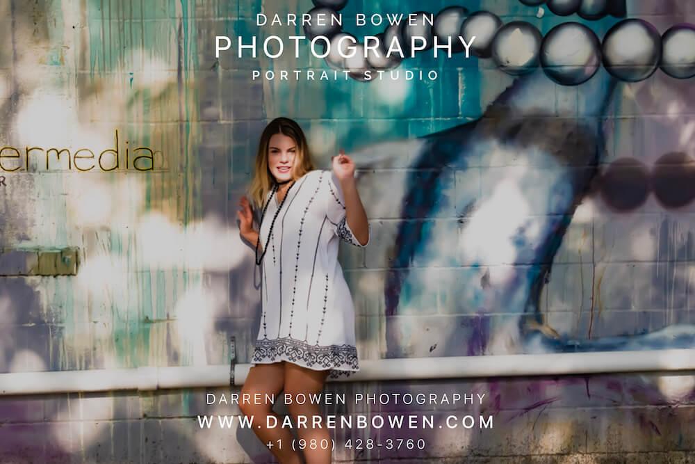 High School Senior Portraiture by Darren Bowen Photography